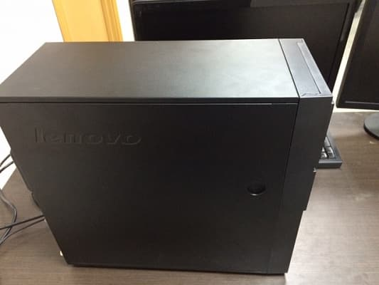 Малыш ThinkServer TS140 tower