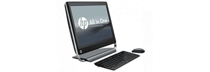 Обзор HP TouchSmart 7320 All-in-One